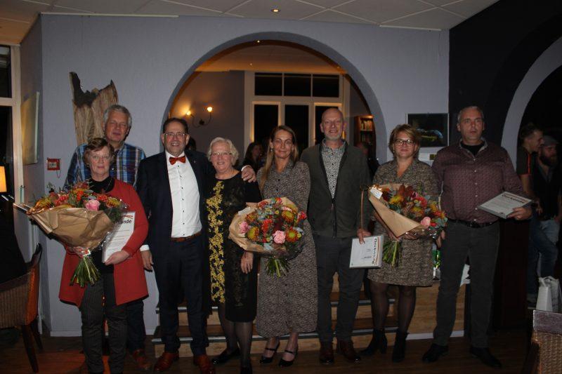 Feest bij Kattenberg Verhuizingen - Jubilarissen en personeelsfeest 2019