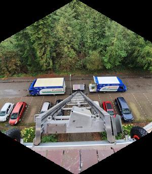 HEXA Sfeerfoto verhuizing lift 01 - Kattenberg Verhuizingen