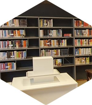 HEXA - Bibliotheekverhuizing - Mondial Kattenberg Verhuizingen